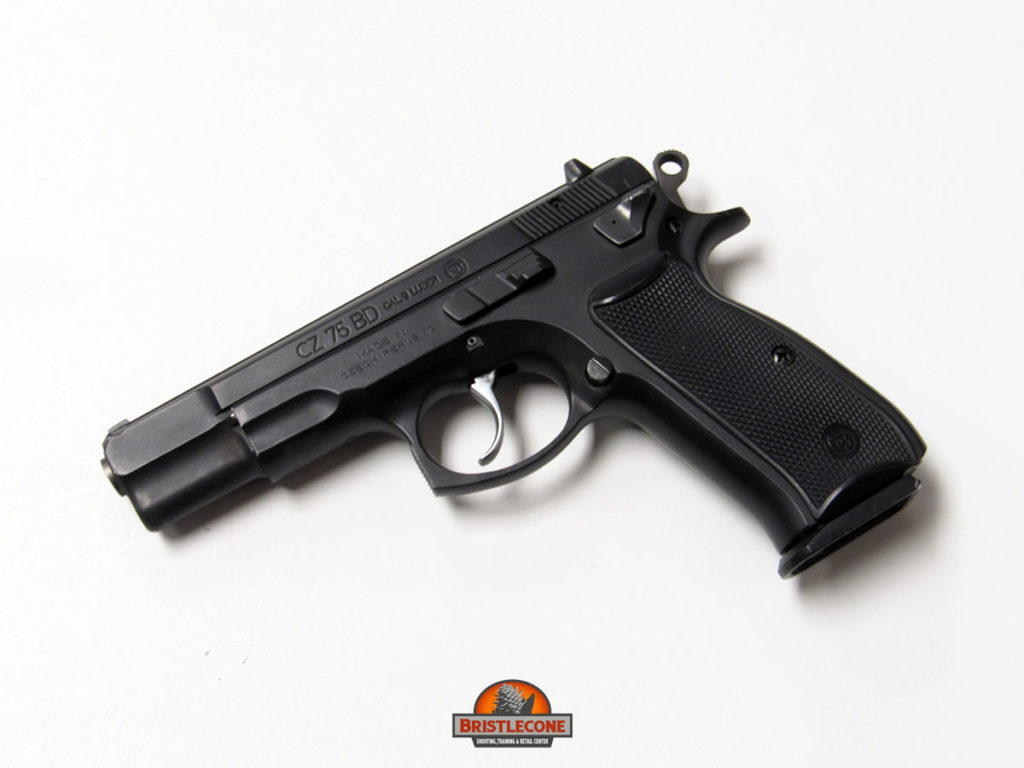 CZ 75 BD, 9mm