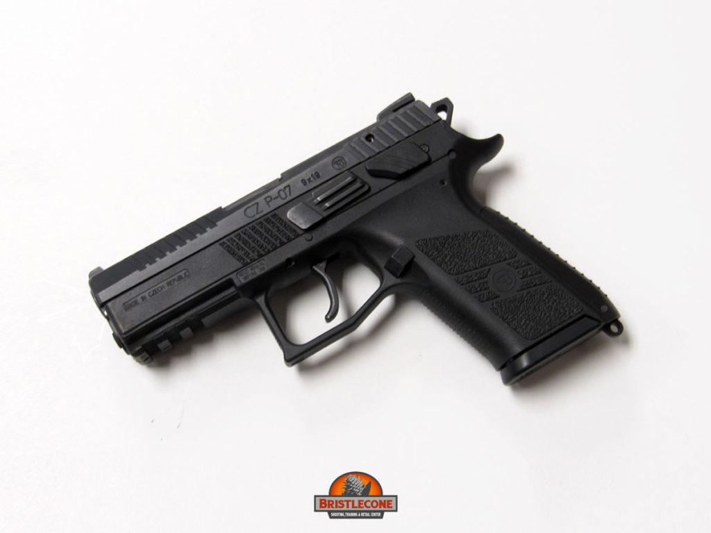 CZ P-07, 9mm