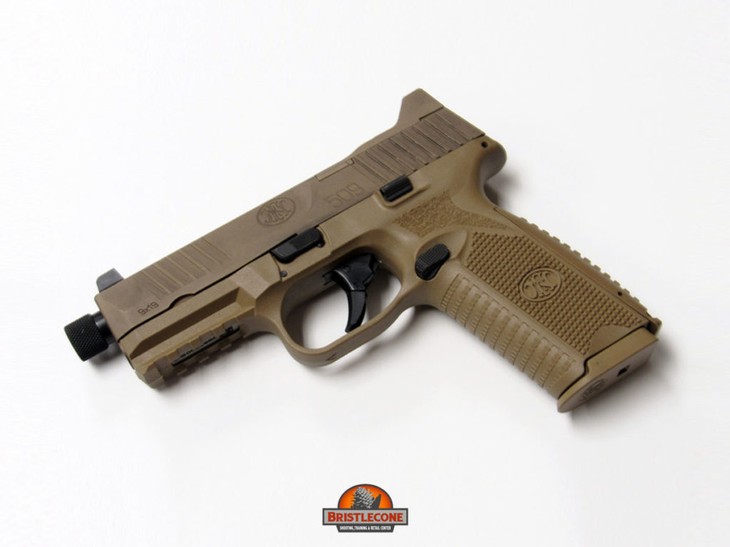 "FN 509 Tactical FDE 4.5"", 9mm"