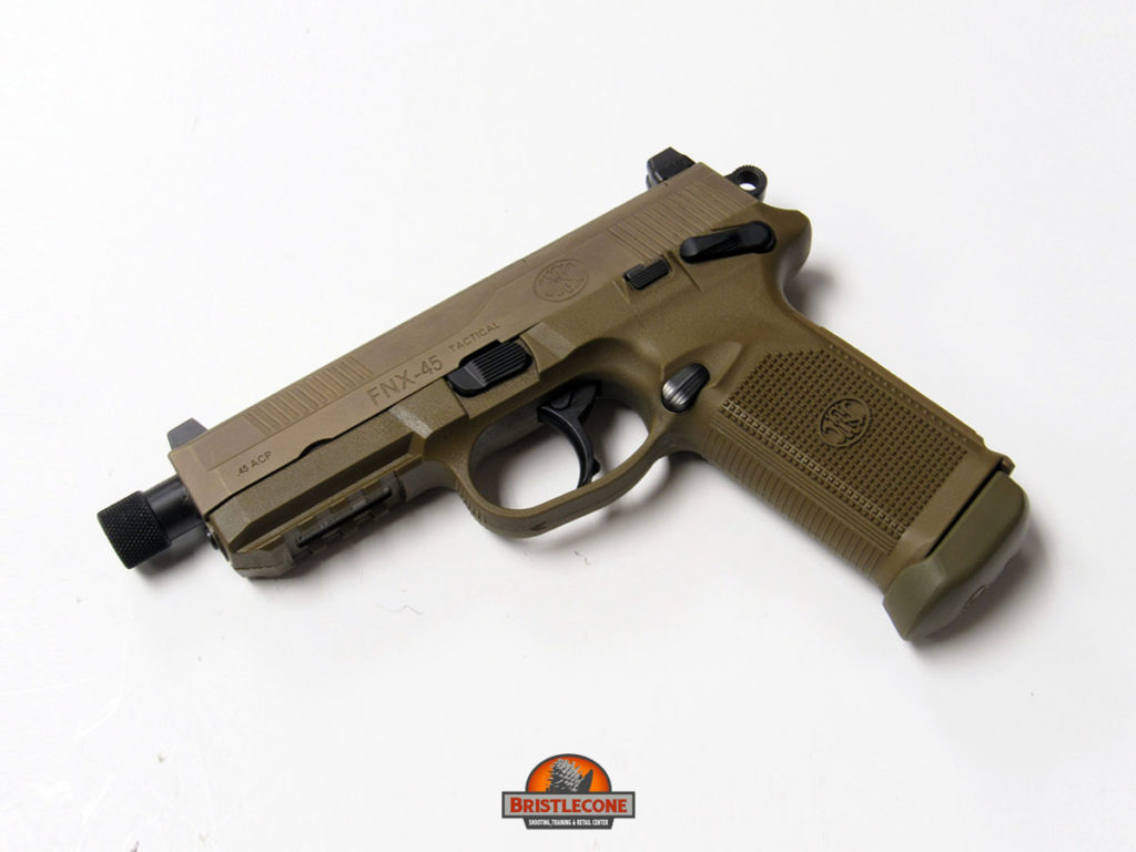 FN FNX-45 Tactical, .45 ACP