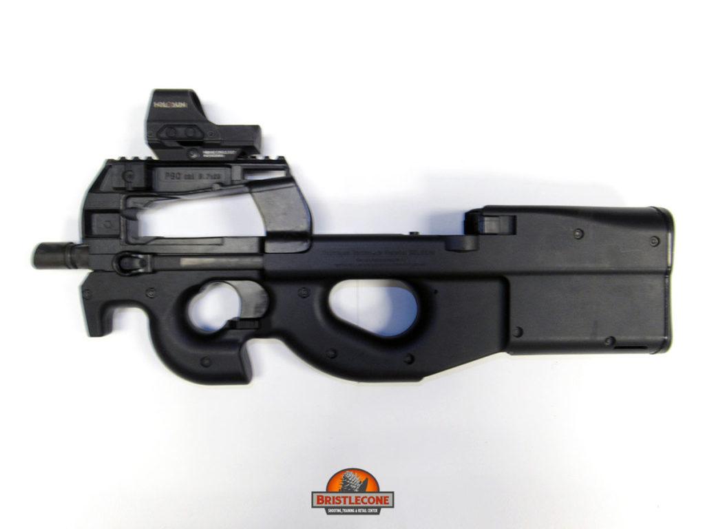 FN P90, 5.7x28mm