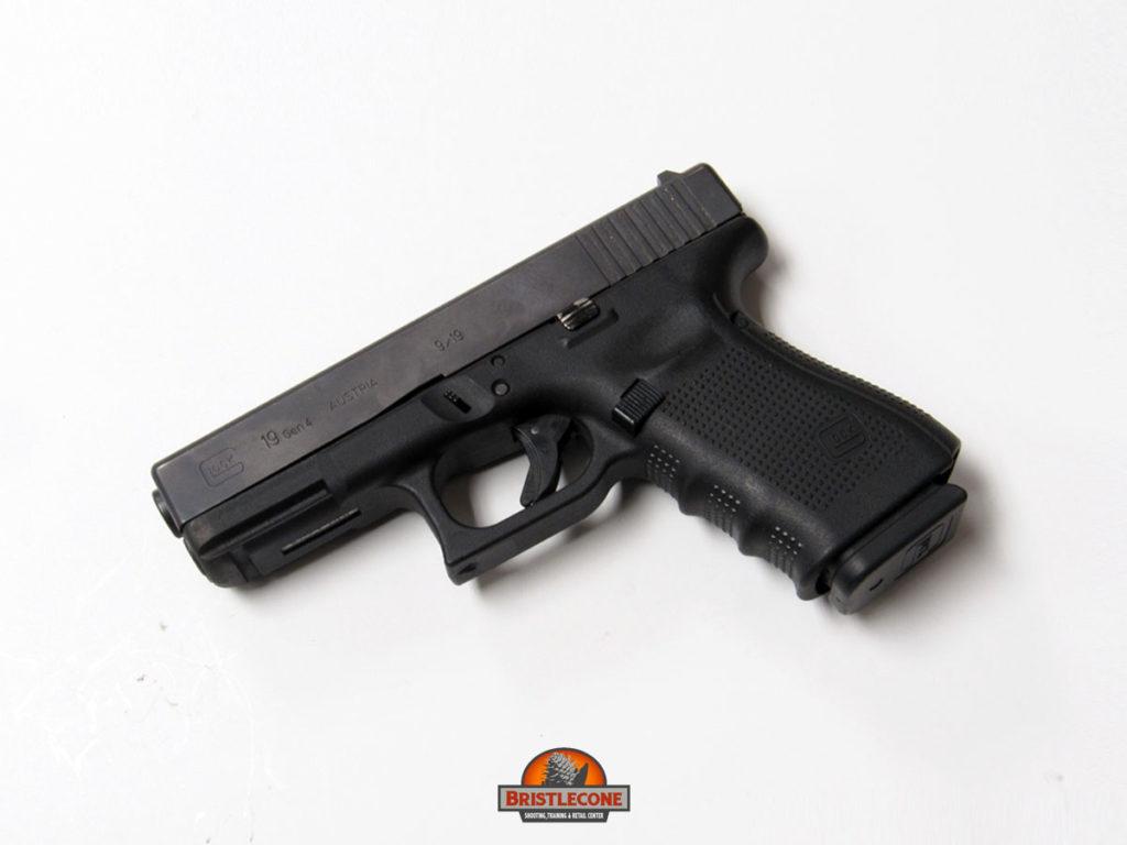 GLOCK G19 Gen4, 9mm