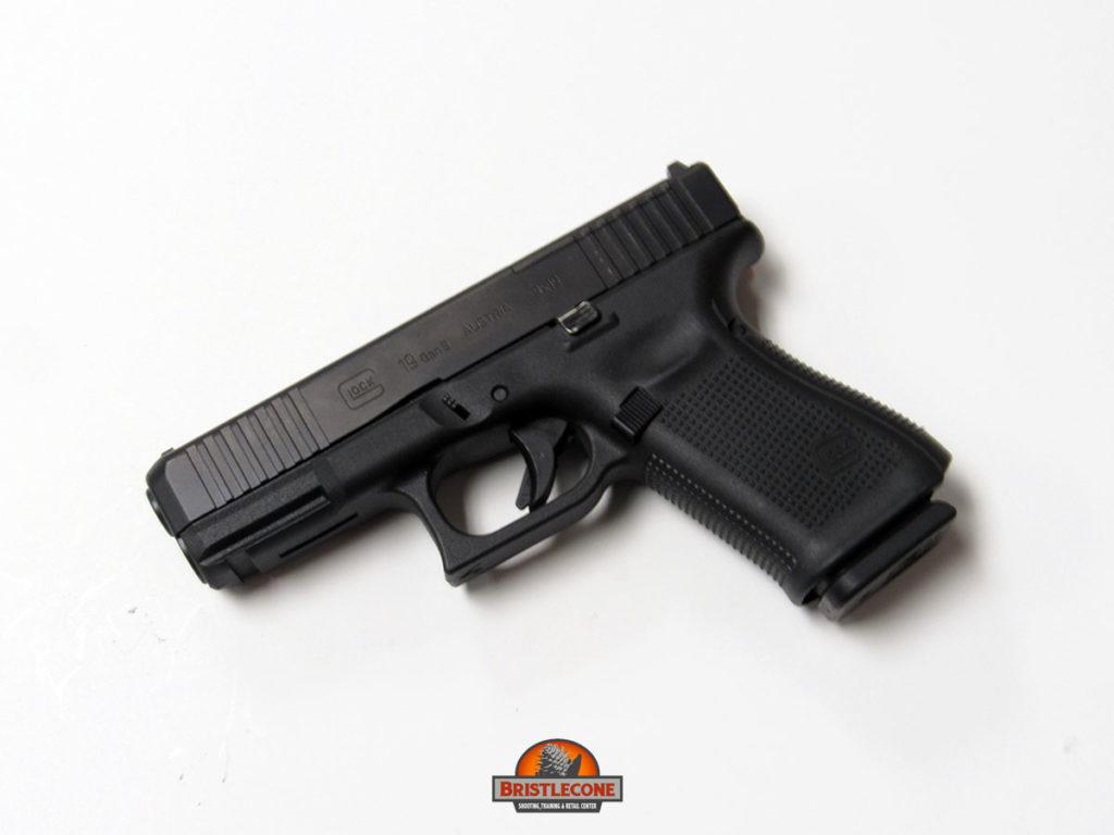 GLOCK G19 Gen5 MOS, 9mm