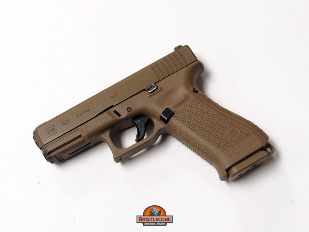 GLOCK G19X, 9mm