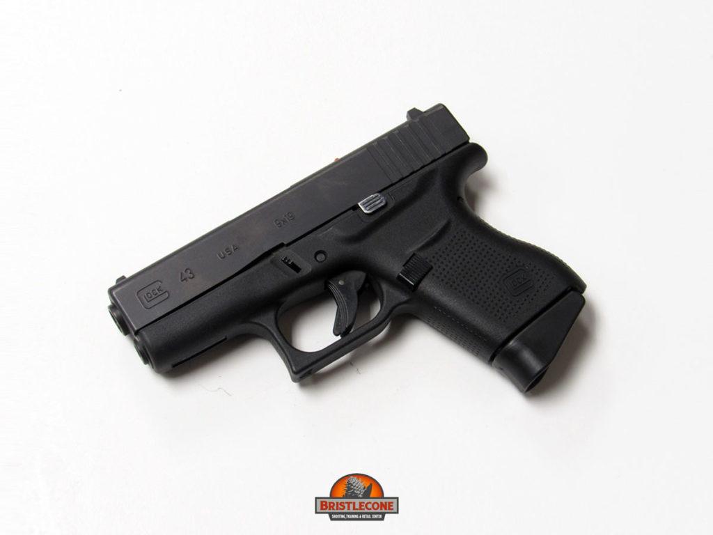 GLOCK G43, 9mm