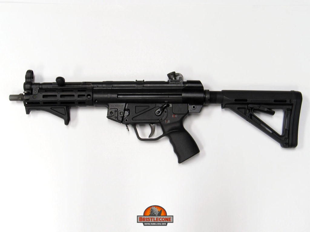 Heckler & Koch MP5, 9mm