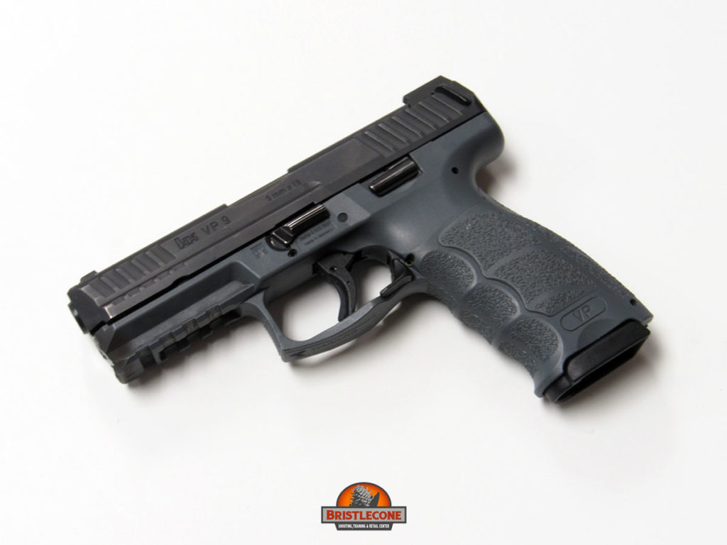 Heckler & Koch VP9, 9mm