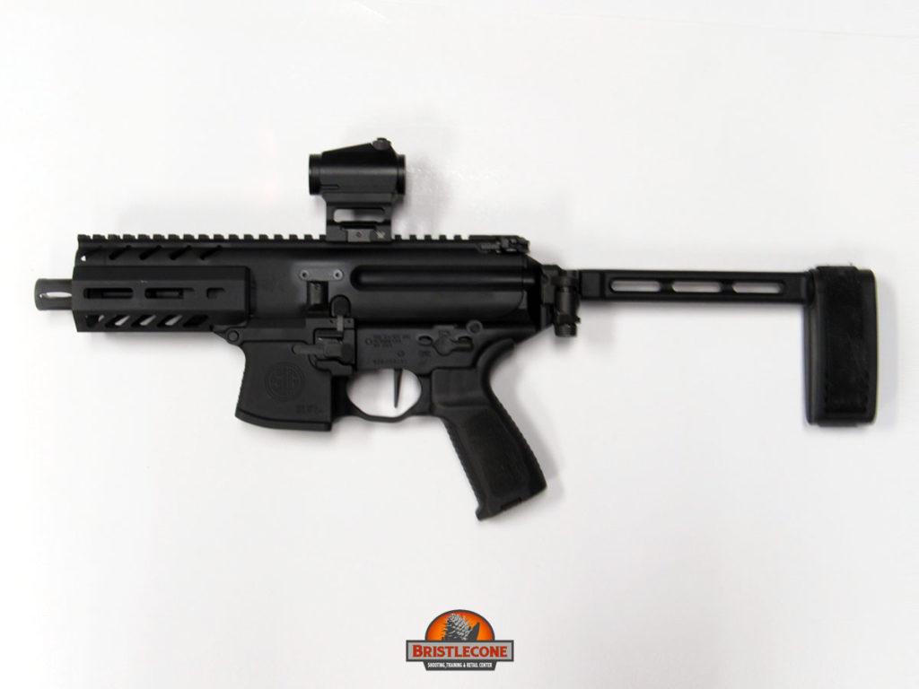 SIG Sauer MPX K, 9mm