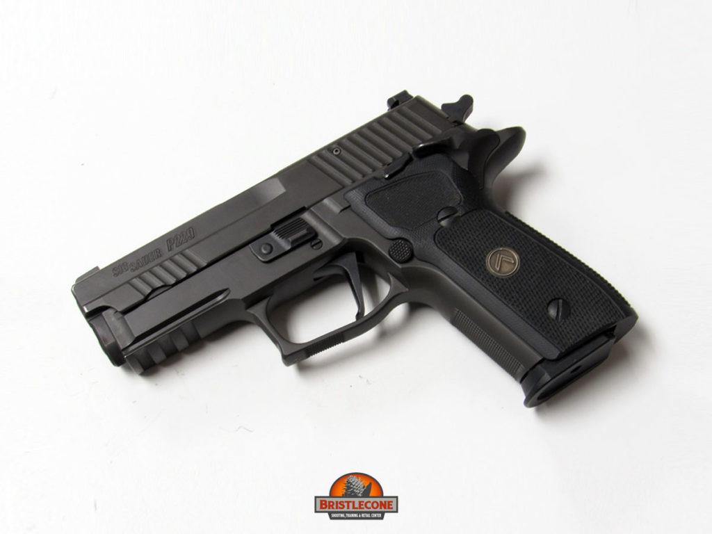 SIG Sauer P229 Legion, 9mm