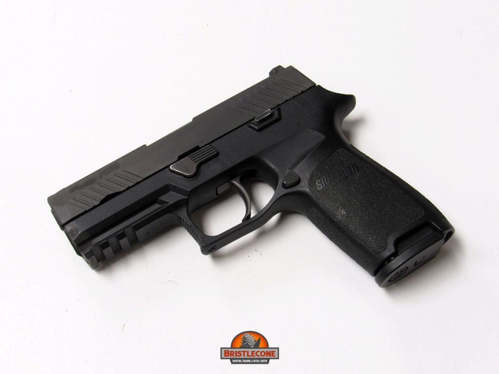 SIG Sauer P320 Carry, 9mm