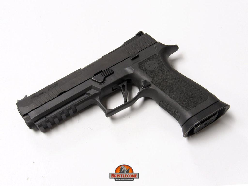 SIG Sauer P320 XFive Legion, 9mm