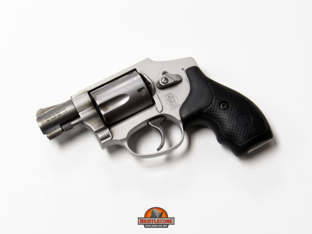 Smith & Wesson 642, .38 Spl