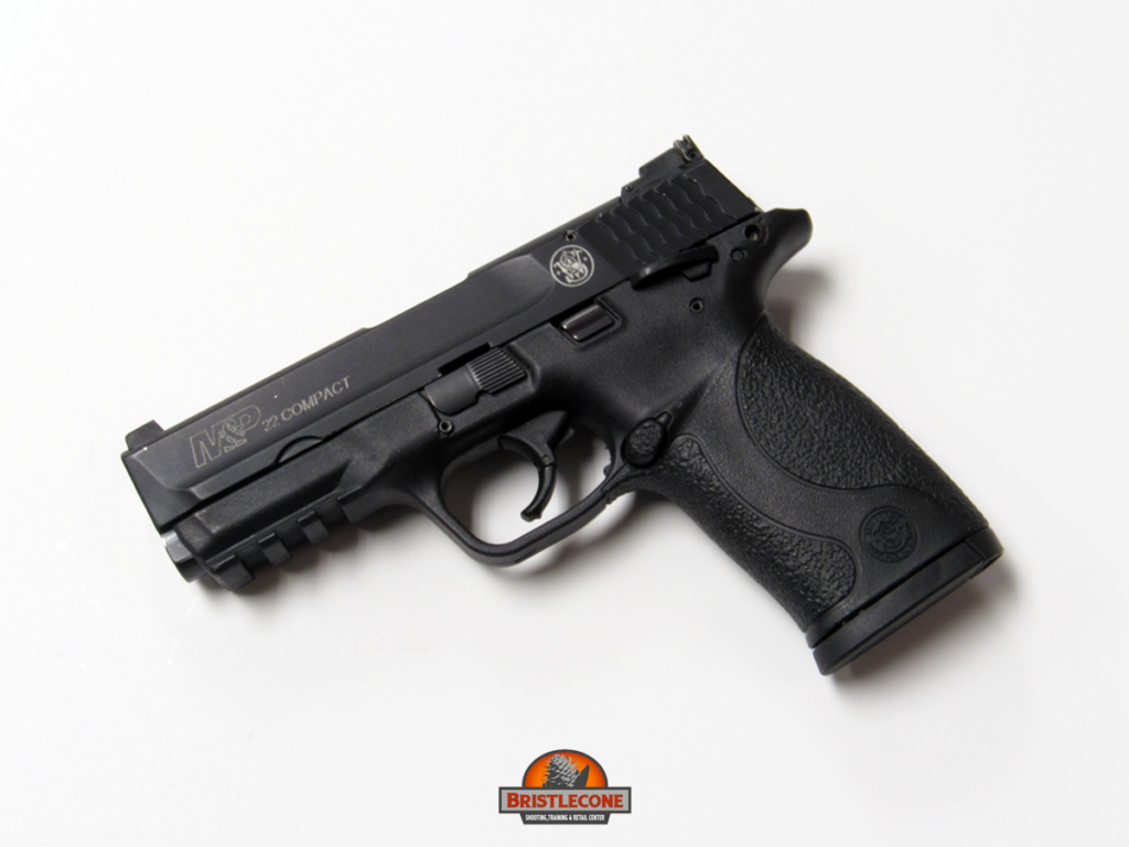 Smith & Wesson M&P22 Compact, .22 LR