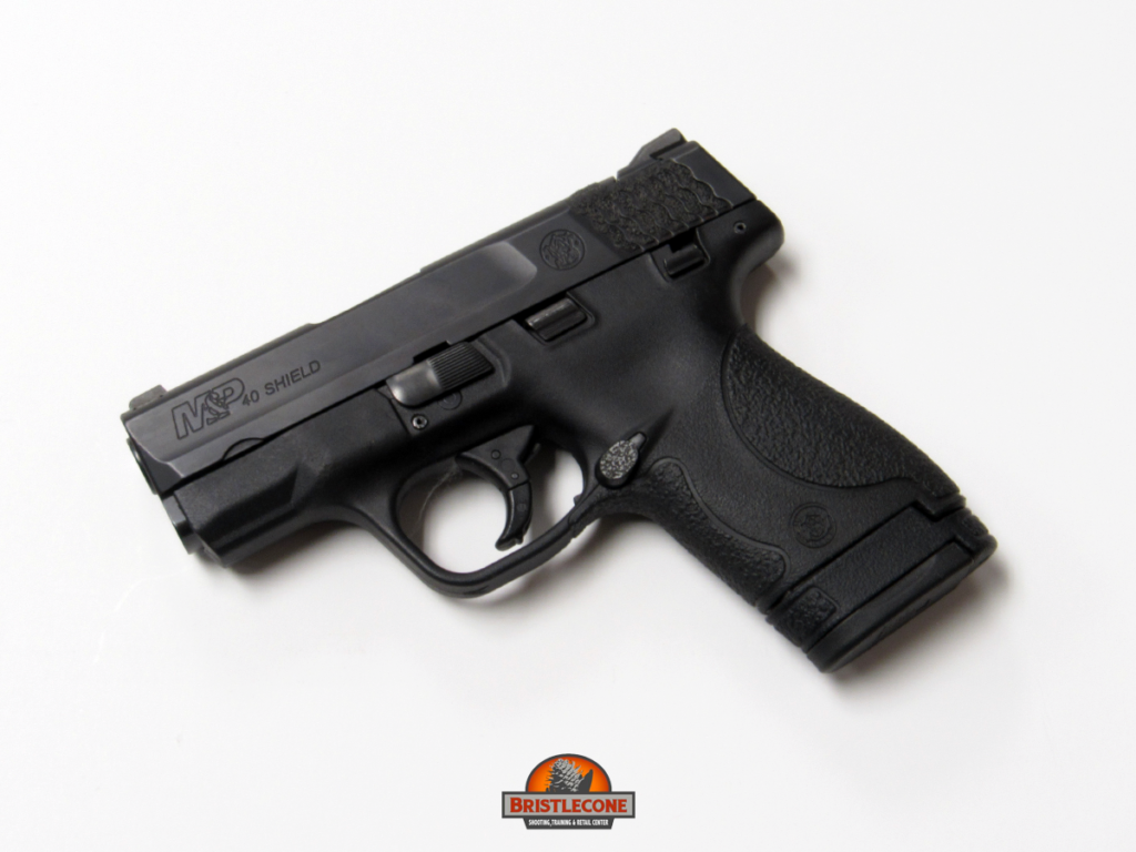 Smith & Wesson M&P40 Shield, .40 S&W