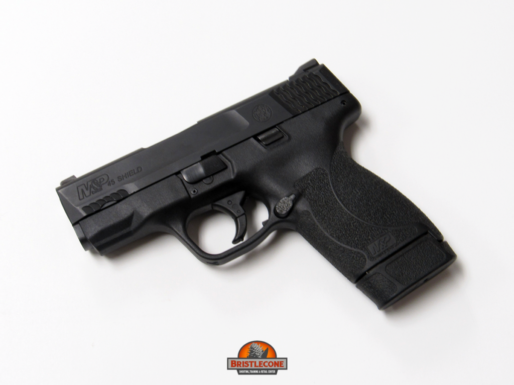 Smith & Wesson M&P45 Shield, .45 ACP