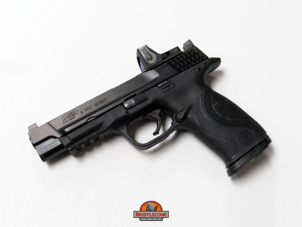 Smith & Wesson M&P9 Pro Series, 9mm