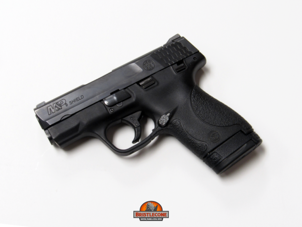 Smith & Wesson M&P9 Shield, 9mm