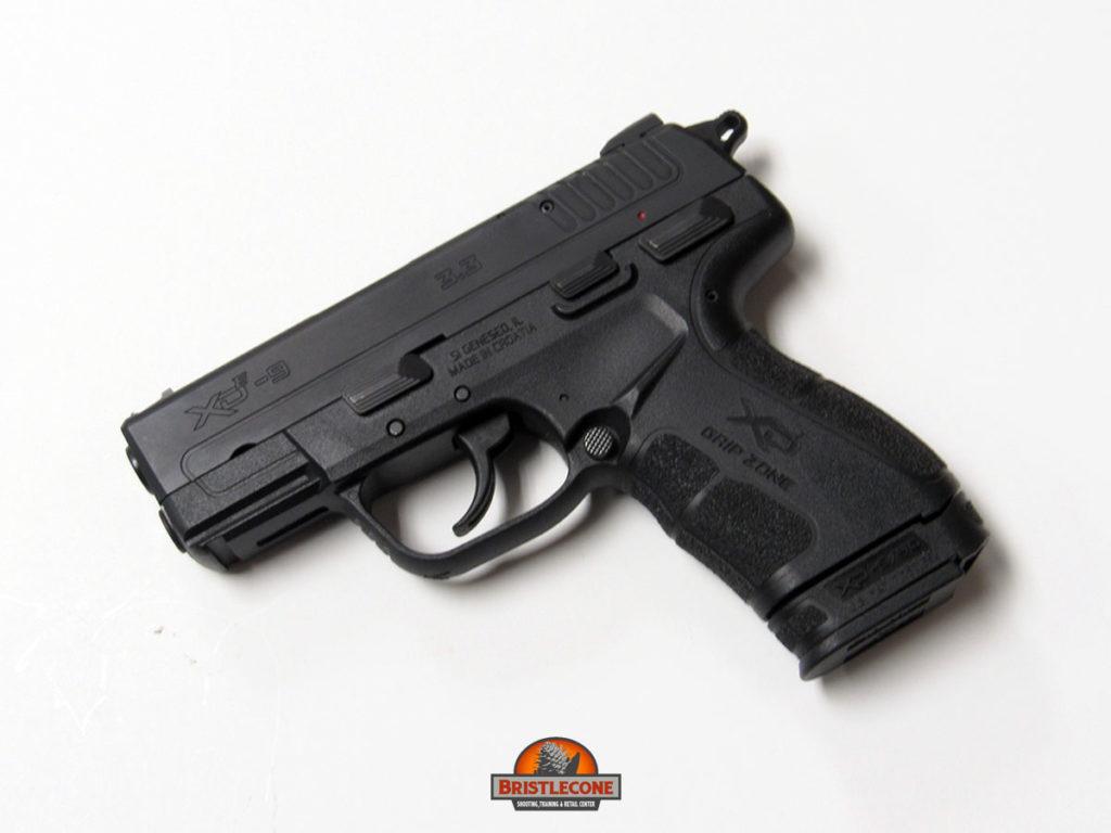 "Springfield Armory XD-E 3.3"", 9mm"