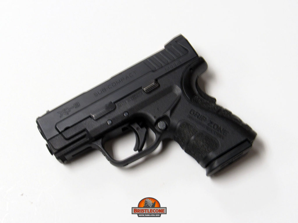 Springfield XD Sub-Compact, 9mm